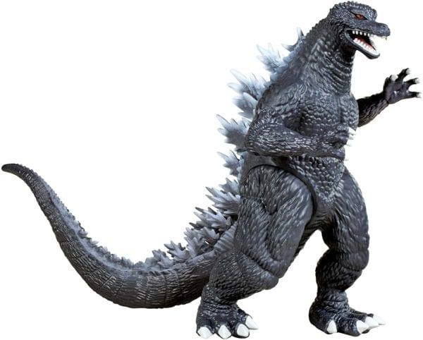 Figura Clasica De Godzilla 2004