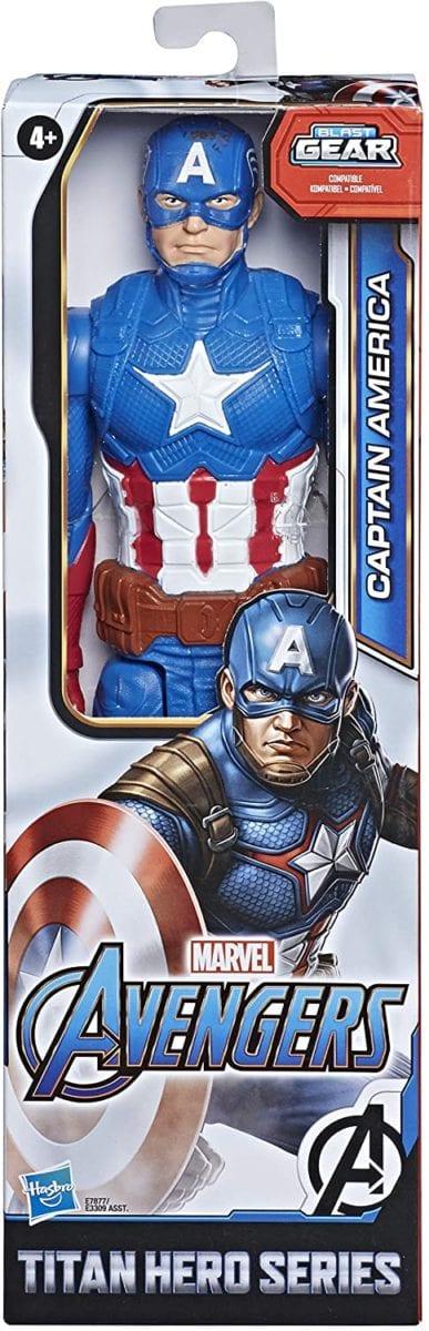 Figura De Avangers Capitán América