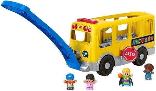 Fisher-Price Camión Escolar Haciendo Nuevos Amigos 1