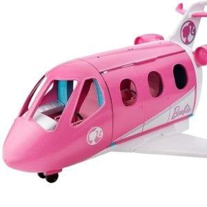Jet De La Barbie Con Muñeca