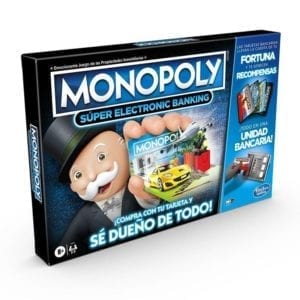 MONOPOLY SUPER BANCO