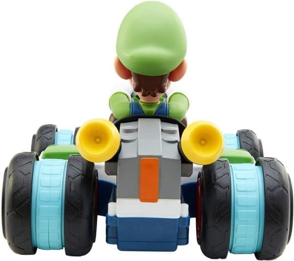 Luigi A Control Remoto De Nintendo Mario Kart