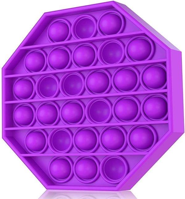 Pop It Hexagonal Morado