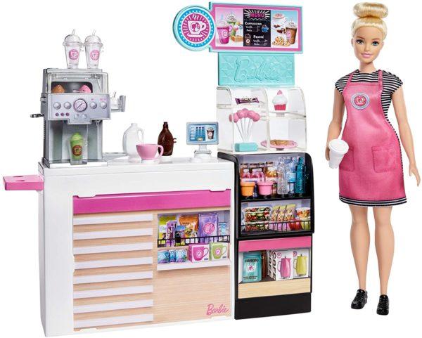 Barbie Cafeteria