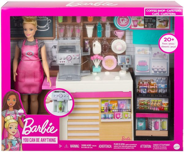 Barbie Cafetería