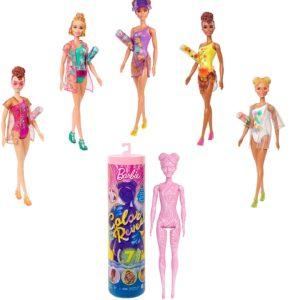 Barbie Color Reveal, Arena Y sol