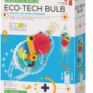 Bombilla Eco-Tech 4M