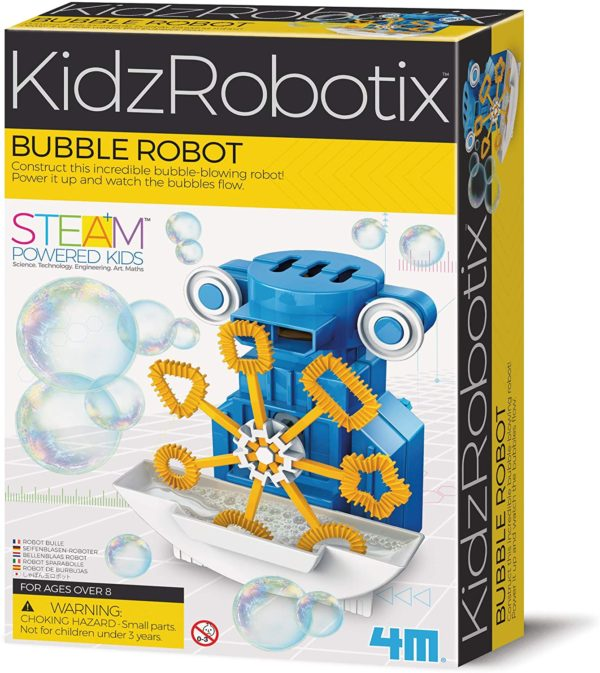 Bubble Robot 4M