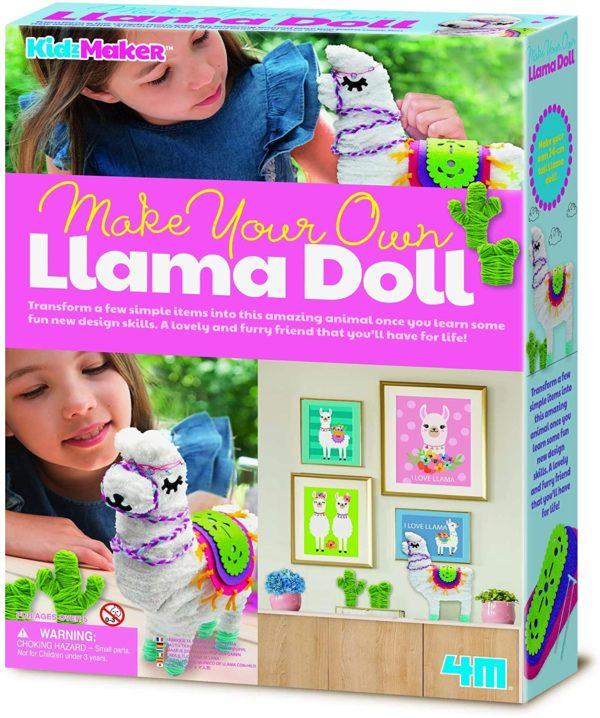 Llama Doll 4M