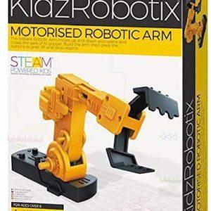 MOTORISED ROBOTIC ARM 4M Brazo Robótico