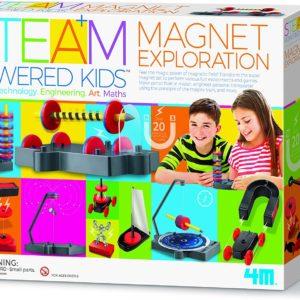 STEAM Exploración Con Imán Para Niños Y Niñas